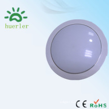 best selling products round high lumen led ceiling light 9w 2 years warranty