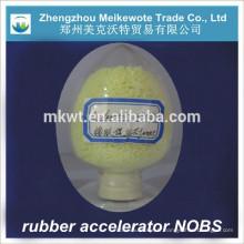 accélérateur MBS (no CAS NO.:102-77-2) pour les bandes transporteuses caoutchouc