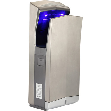 Double Jet Air Sensor Hand Dryer