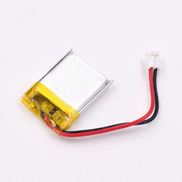 702030 Batterie lithium polymère rechargeable 3.7v