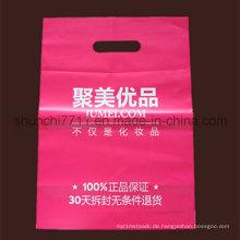 Farbe Plastikstanzen Einkaufstasche