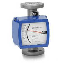 Krohne Metal Tube Float Flow Meter