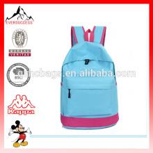 Sac à dos d'école de polyester de haute qualité pour le sac d'école de sac à dos de vente