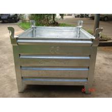 Q235 Steel Pallet Storage Cage
