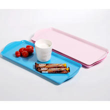 (BC-TM1011) Hot-Sell High Quality Reusable Melamine Serving Tray