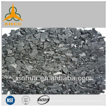 Carvão ativado à base de madeira para 767 agentes de injeção