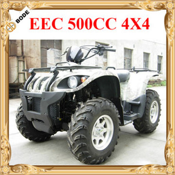 2015 road legal EEC ATV QUAD with individual design