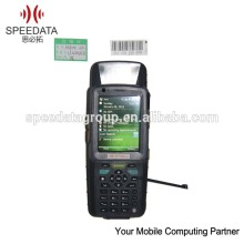 1GHZ CPU handheld gis data collector with low barcode reader android uhf rfid handheld