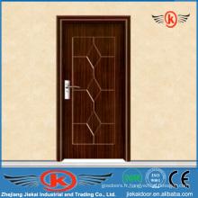JK-P9030 mdf pvc porte / porte intérieure