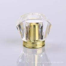 Tampão feito sob encomenda elegante do perfume dos PP acrílicos