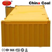 10 pieds réfrigérés mobiles de stockage de nourriture transportent des conteneurs des salles de reefer