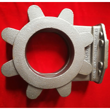 Ductile Iron Butterfly Valve Housing