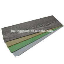 Wasserdichtes niederländisches Schoss-hölzerne Korn Cerber-Stuck-Faser-Zement-im Freien Schoss-Abstellgleis-Umkleidungs-Brett-Großverkauf