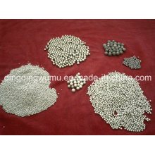 High Density Tungsten Heavy Alloy W-Ni-Cu Ball for Balanced Part