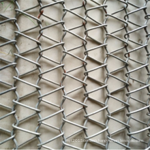 Food Industry Stainless Steel Wire Mesh Conveyor Belt