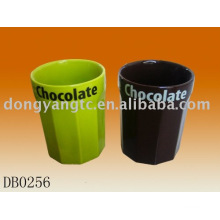 Factory direct wholesale ceramic lovers cup