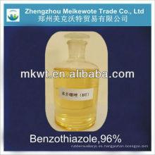 BT (CAS NO.:95-16-9) por intermedio de medicina