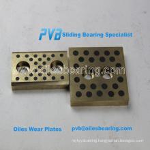 oil impregnated bronze bushing, graphite sae841 solid bronze thrust bearing, bronze plate