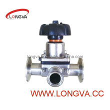 Manual Operated Pneumatic Diaphragm Valve