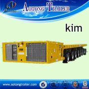 8 Line-Axle Spmt/Self Propelled Modular Trailer