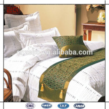 New arrival and best selling Hotel used bed runners