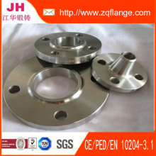 Flange roscado aço carbono fabricado na China