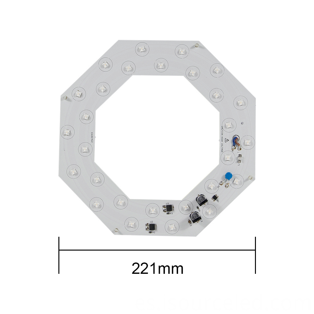 26w Led lens module CE RoHS certified