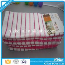 multi-purpose Absorbent microfiber kitchen cleaning towel set