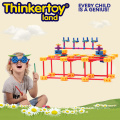 Building Blocks Plastic Intellectual and Educational Toy