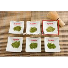 Polvo orgánico del matcha del té verde, té verde de Matcha