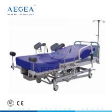 AG-C101A02 multifuncional médica eléctrica cama de entrega del hospital