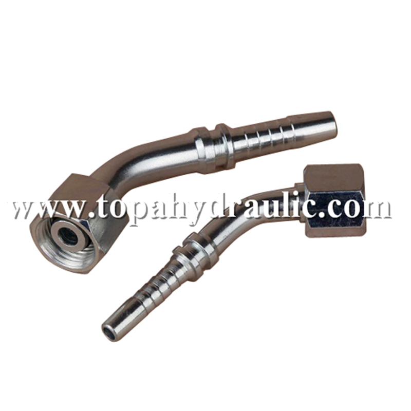 22611 Bspt Male Elbow Hydraulic Fitting