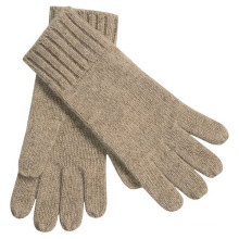 удобная мода вязаный леди зима кашемир перчатки