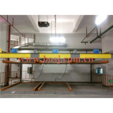 Parking System Bottom Plate Stereo Garage Roll Forming Machine Supplier Vietnman