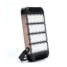 Projector de LED sem condutor modular de 160W