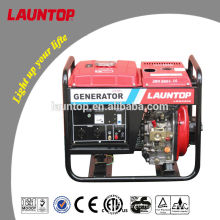5.5KW high quality Air-cooled Portable Diesel Generation with 418cc engine