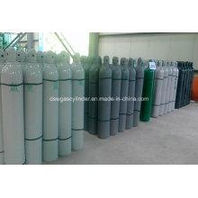 Fatory Price Low Price Cylindre de gaz argon 40liter