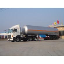 China Hersteller 3 Achsen 50cbm LPG Auflieger LKW