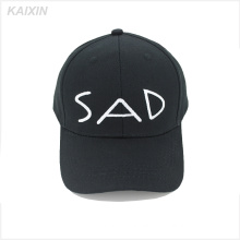multi-color embroidery sport adjust baseball hat cap