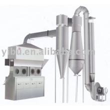 XF Serie Horizontale Fluidisierung Trockner / Trocknung Gesundheitswesen Lebensmittel Maschine