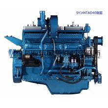 6-цилиндровый, 420 кВт, дизельный двигатель Shanghai Dongfeng для генераторной установки