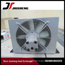 High Quality Cooling System Aluminum Radiator With Fan