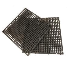 HDPE черно-белый картон для дренажных ячеек
