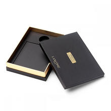 Luxury Black Gift Boxes With Logo Printing