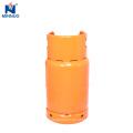 Leere Gasflasche Dominicas Flasche12.5kg, Propantank