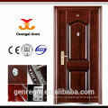 Grade A Reinforced home entry security Steel Door