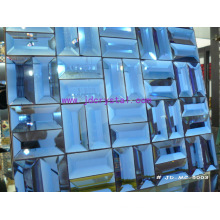 2016 Teja cristalina del rectángulo caliente de la venta (JD-MC-5003)