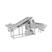 Latas máquina de procesamiento de melocotón / Peach cubing machine