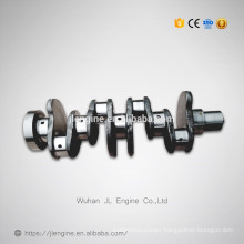 3.9L 4BT Forged Crankshaft 3929036 Forging Steel 3915256