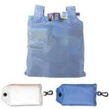 Eco Supermarket Bag, Promotional Foldable Shopping Bags With Customized Printing Logo